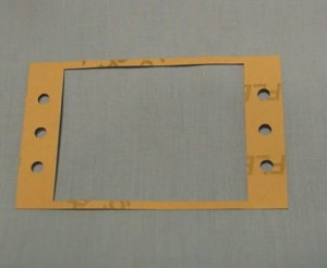 GASKET FOR VALVE BOX